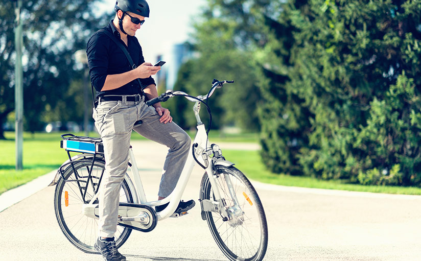 Lämna bilen hemma och cykla i Katrineholm